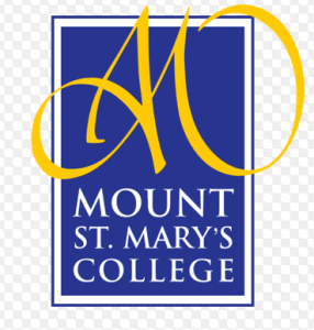 Mt. St. Mary's College Logo